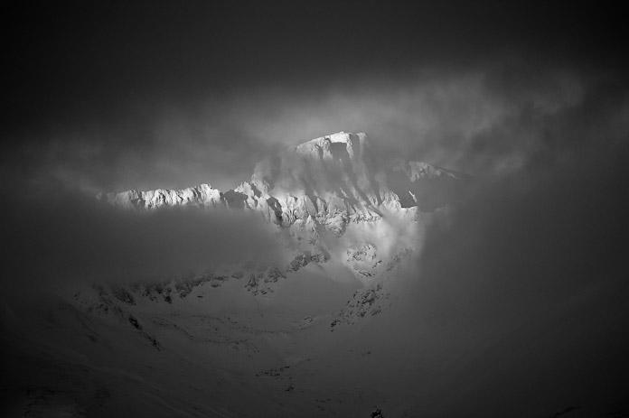 Kohlsaat Peak, Alaska Range